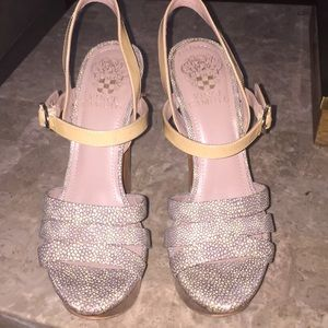 Vince Camuto Women's sandals. Size 6.5.